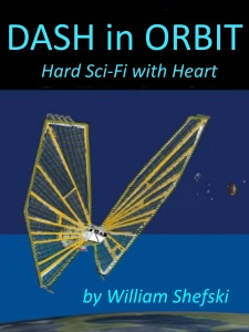 Dash in Orbit - Har Sci-Fi with Heart