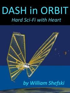 Dash in Orbit - Har Sci-Fi with Heart